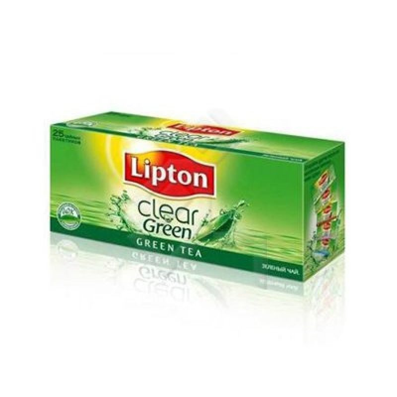 "Чай ""LIPTON"" Clear Green"